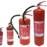 Tűzoltó készülék, tartó
