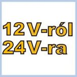 12V-->24V