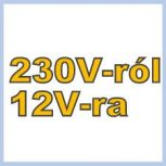 230V-->12V