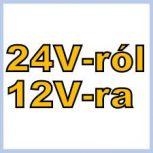 24V-->12V