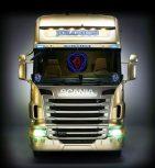 Kamion dekor