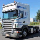 Scania P/G/R/T (04->)