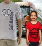 Kamionos ruházat